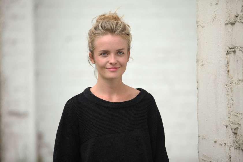 Sonja Steegman vom Jungen Ensemble Ruhr