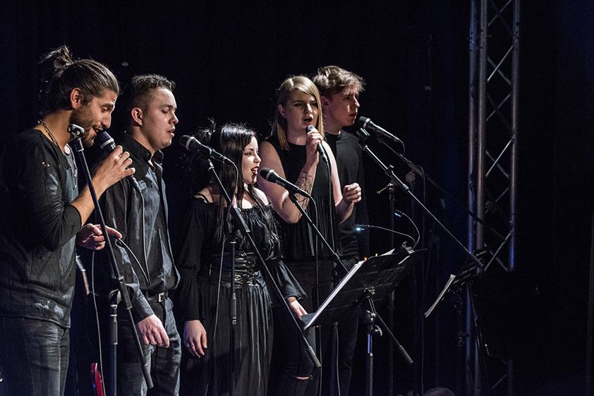 AKZENTE Junges Ensemble Ruhr 1