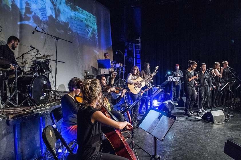 AKZENTE Junges Ensemble Ruhr 14